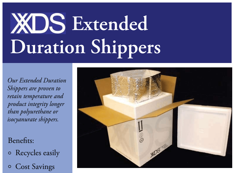 Extended Duration Shippers